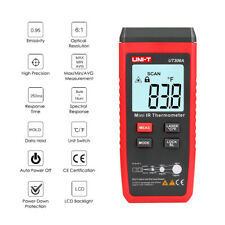 UNI-T UT306A Digital LCD Infrarot Thermometer Temperaturmessgerät -35~300°C D3X1