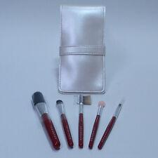 Japanese Makeup Brush Handmade KUMANO FUDE CHIKUHODO S-16 Set New Made In Japan