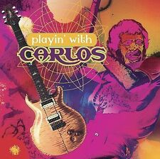 Carlos Santana, Various Artists, Playin With Carlos, Excellent