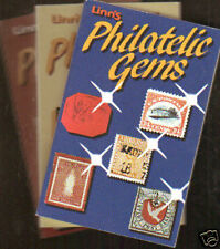 Linn's Philatelic Gems, Volumes 1,2 and 3 in slipcase, gently used
