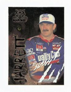Dale Jarrett 1997 Wheels Predator Black Wolf First Slash Parallel Card 1st #04