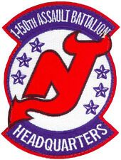 US ARMY 1-150 ASSAULT BATTALION HEADQUARTERS PATCH
