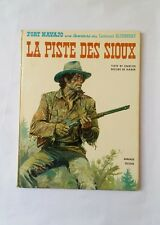 BD - Blueberry 9 La piste des Sioux / EO 1971 / CHARLIER & GIRAUD / LOMBARD