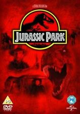Jurassic Park DVD 1993 by Richard Attenborough Jeff Goldblum Kathleen Ken.