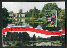 Posted C2000 View of Burnby Hall Gardens, Pocklington, East Riding