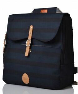 PacaPod Hastings Nappy Changing Bag Ink Stripe