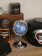 VintageTokyo Tokei 4 Jewel Silicon Clock Japan Atomic Space Design orologio