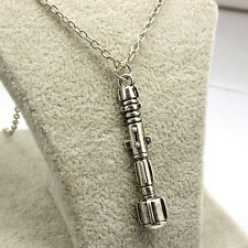 Movie Doctor Who Jewelry New Fashion Screwdriver Pendant Necklace Screwdriver