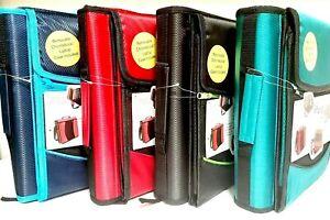 POCK-IT ULTIMATE ORGANIZER PLUS • CHROMEBOOK LAPTOP CASE • BLACK BLUE TEAL RED