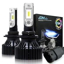 2x HB4 9006 60W 8000LM LED Headlight Kit Bulbs 6500K White High Power for Honda