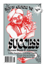 Rob's Guide To Success Dream Book - Lottery Book