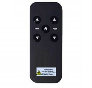Ashley Sierra Sleep M9X5 (NOT X7- READ DESCRIPTION) Remote for Adjustable Bed
