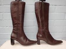 Aldo Zip 100% Leather Upper Shoes for Women