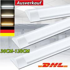 SET LED Feuchtraumleuchte Feuchtraumlampe 30//60//90//120cm Wannenleucht Keller
