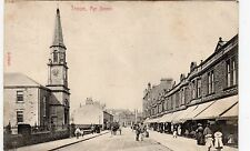 AYR STREET, TROON: Ayrshire postcard (C6875).