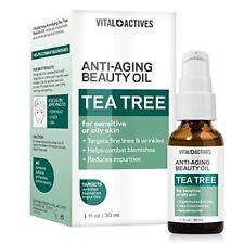 * Principi attivi essenziali Tea Tree Olio di Bellezza 30ml