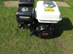 Honda gx160 petrol engine, mixer go kart wacker .19mm shaft