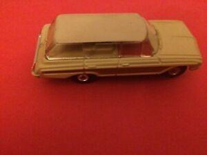 Original Aurora Vibrator Ford Stationwagon - Tan Top on Tan Early Version.!!