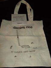 DAMIEN RICE MY FAVOURITE FADED FANTASY CD + RECORD STORE DAY BAG