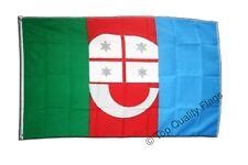 Italy Liguria FLAG italian Banner 90x150cm - 5ftx3ft
