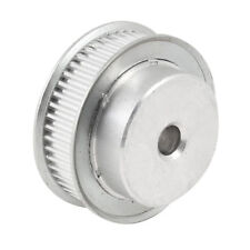 10 mm Belt Width 8 mm Pilot Bore 50 Teeth Synchronous Timing Pulleys Silver Tone