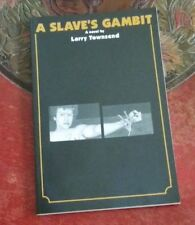 A Slave's Gambit, Larry Townsend, classic BDSM novel, early edition