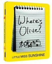 Little Miss Sunshine 5039036069779 With Steve Carell Blu-ray / Steel Book
