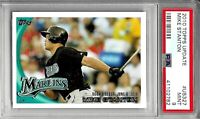 MIKE GIANCARLO STANTON 2010 Topps Update Pro Debut ROOKIE PSA 9 MINT RC