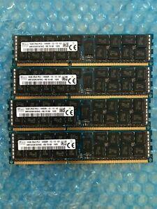 (4x 16GB ) 64GB 14900R 1866MHz RAM MEMORY FOR APPLE MAC PRO LATE 2013 6.1
