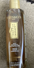 Skin & Co Truffle Therapy Cleansing Oil 200 ml New full sized 6.8 fl oz