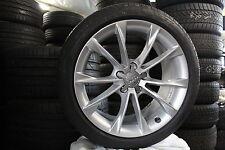 Original Audi A5 S5 18 Räder Radsatz Felgen  245/40 R18 Sommerreifen Neu Pirelli