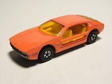 Matchbox Superfast 1969 Salmon Lamborghini Marzal No. 20 Die-cast Toy Car