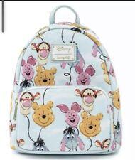 Loungefly Disney Winnie the Pooh Baloon Friends Piglet Mini Backpack WDBK1505