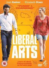 Liberal Arts DVD (2014) ELIZABETH OLSEN *** UK PAL***