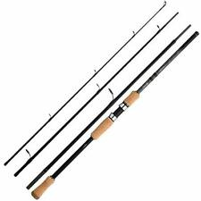 SHIMANO STC Spin, Travel Spinning Fishing Rod 8.85ft / CW: 0.70-2.11oz, 5 Parts