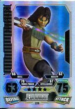 Star Wars Force Attax Series 3 Card #229 Quinlan Vos