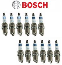 For Cadillac DTS Ford E-150 Set 12 Platinum OE Finewire Spark Plugs 6701 Bosch