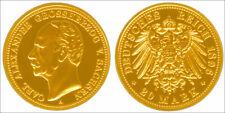 20 Mark 1896 Sachsen-Weimar-Eisenach PP