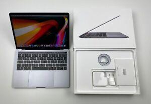 "Apple MacBook Pro Retina TouchBar 13,3"" i5 2,4 Ghz 256 GB SSD 8 GB Ram GREY 2019"