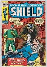 L4959: Nick Fury, Agent of SHIELD #18, VF/VF+ Condition