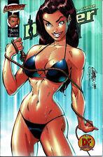 DANGER GIRL #5, Dynamic Forces BLUE BIKINI Cover, Nice! NM New (1999) IMAGE