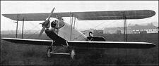 Woodpigeon Westland British Light Airplane Wood Model Replica Big New