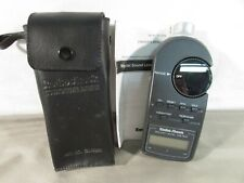 RadioShack Digital Sound Level Meter 33-2055