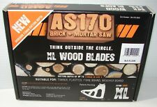Arbortech BLA.FG.3200 Wood Blade, Extra-Large For AS170 Brick & Mortar Saw, New.