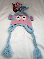 Dora the Explorer Boots Monkey Laplander Peruvian Beanie Hat-Brand New!