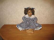 LA BAMBOLA *NEW* Poupée synthétique Gracia H.45cm Doll