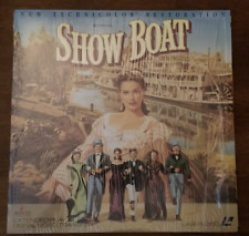 LASERDISC Movie: SHOW BOAT - Ava Gardner, Howard Keel - Collectible Musical