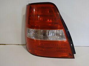 2007-2009 Kia Sorento Tail light Assembly left driver side used genuine Oem nice