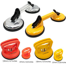Glass Suction Cup Powerful Dent Puller Remover Tool Metal Lifter Rubber Pad
