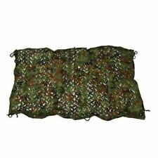 """1mx2m 39*78"""" Woodland Camouflage Camo Net Cover Hunting Shooting Camping Ar Y3M4"""